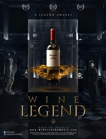Publicité pour un vin chilien digne d'une bande annonce de cinéma : Casillero del Diablo sort les gros moyens | Le meilleur des blogs sur le vin - Un community manager visite le monde du vin. www.jacques-tang.fr | Scoop.it
