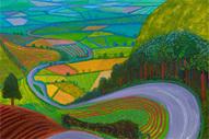 David Hockney | Museum Ludwig | Köln 29. Oct 2012 - 3. Febr 2013 | [New] Media Art Education & Research | Scoop.it