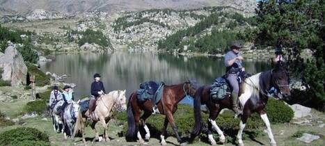 La France, première nation du tourisme équestre | Equum.fr | éthologie équine | Scoop.it
