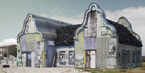 If Mad Max Were a Brilliant Architect, Here's What He'd Build | Design | WIRED | Books | Scoop.it