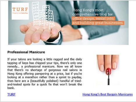 Professional Manicure | Office Design | Scoop.it
