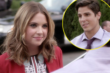 'Pretty Little Liars': Hanna & Gabe's Connection Revealed In New Clips - Hollywood Life   Pretty Little Liars   Scoop.it