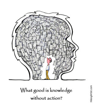 What is common knowledge about knowledge? A visual tour... | Beyond KM | Scoop.it