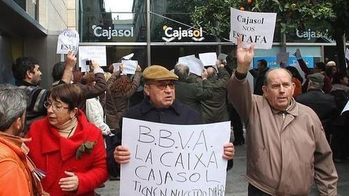 El 80% de los afectados por las preferentes tienen más de 65 años | Jaime Navarro Abogado contra Bancos