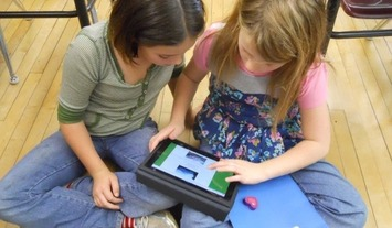 Kinderen kunnen niet meer met blokken spelen door tablet | Apps voor kinderen | Scoop.it
