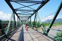 Tha Pai Memorial Bridge or Tha Pai World War II Memorial Bridge | Chiang Mai Tourist Attractions | Scoop.it