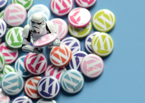 19 percent of the web runs on WordPress | Websites for Businesses, Charities and Churches | Scoop.it