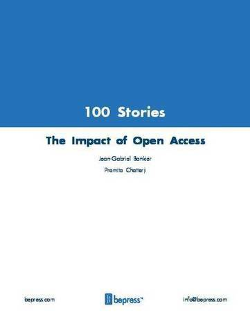"""""""100 Stories: The Impact of Open Access"""" by Jean-Gabriel Bankier   Librarian Resources and Information   Scoop.it"""