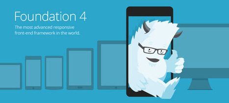 Thinking Mobile-First with Zurb – Foundation 4 | Responsive design & mobile first | Scoop.it