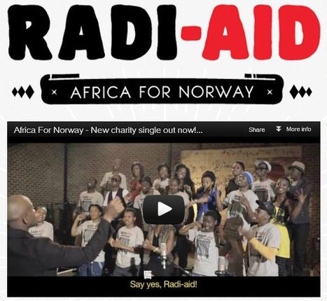 Africa for Norway -- a video & website to help build perspective | Southmoore AP Human Geography | Scoop.it