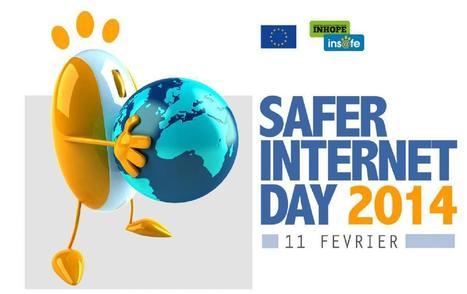 Safer Internet Day 2014 | Internet Sans Crainte | Enseigner avec le numérique | Scoop.it