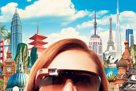 Google Glass aspira a revolucionar el turismo | SEO, SEM, Social Media y Herramientas Google | Scoop.it