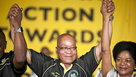 Zuma calls for mixed economy for development plan | Market vs State | Scoop.it