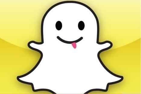 Snapchat : 100 millions d'utilisateurs, 2 milliards de vues par jour, introduction en bourse... - Blog du Modérateur | IP FAI - Technologies - Smartphones | Scoop.it