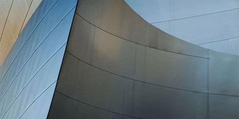 Le Bâtiment - Musée Guggenheim Bilbao | L'Homme et la ville | Scoop.it