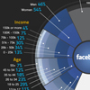Facebook vs Twitter Infographic  - DigitalSurgeons.com   Toulouse networks   Scoop.it