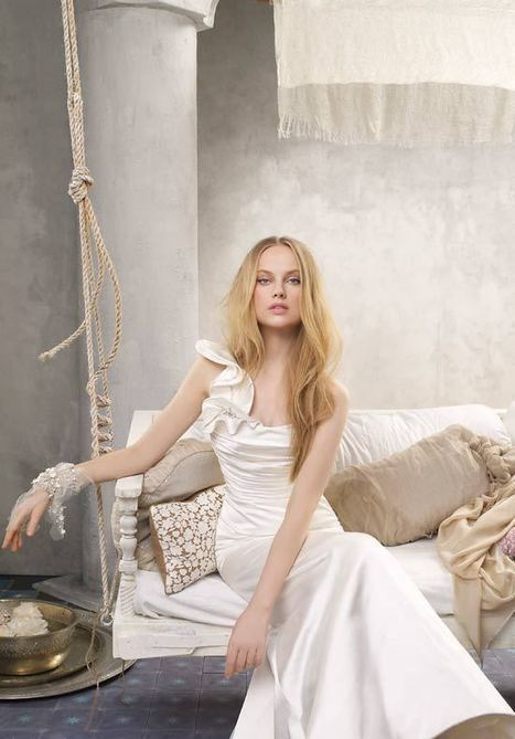 Go to Have a wedding dress with sleeves   Dress2sale – Fashion Life style 2012   one-piece dress   Scoop.it
