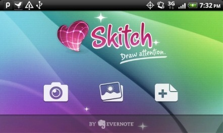Educational Technology Guy: Evernote Skitch as a Teaching Tool | Using iPads to Transform Pedagogy | Scoop.it