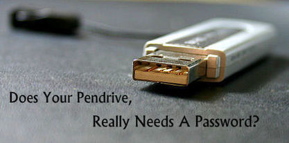 Why To Password-Protect Your USB Flash Drive? ~ Free Tips and Tricks... | Tips And Tricks For Pc, Mobile, Blogging, SEO, Earning online, etc... | Scoop.it
