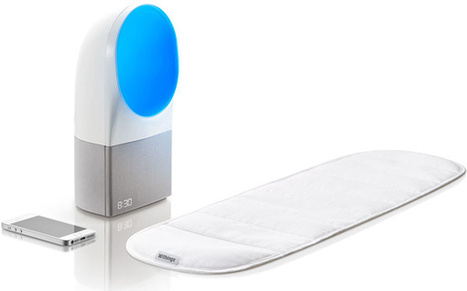 Withings Unveils the Aura Smart Sleep System   digital health   Scoop.it