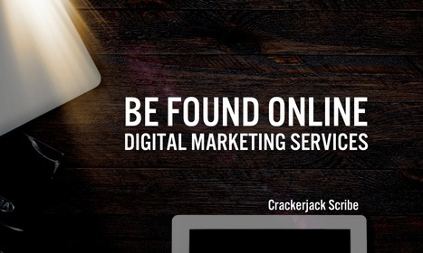 Digital Marketing Services for Businesses | CJS Media | Crackerjack Scribe: Social Media Networking and Blogging for Businesses | Scoop.it