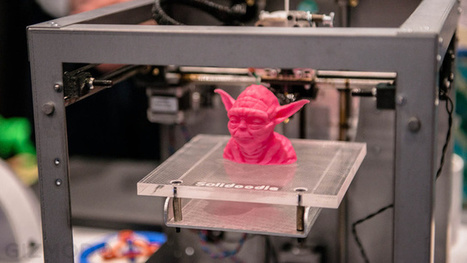 Why 3D Printing Is Overhyped (I Should Know, I Do It For A Living) | makerspaces | Scoop.it