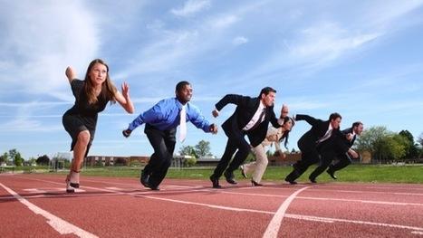 Courir avec ses collègues de boulot ! - Globe Runners   Choisir et courir by Kelrun.fr   Scoop.it