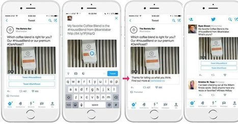 Twitter is rolling out interactive 'conversational' ads | Tools You Can Use | Scoop.it
