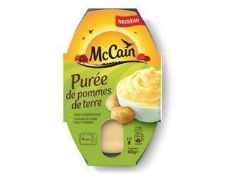 Mc Cain choisit le procédé Micvac pour sa purée fraîche / Emballage - Process Alimentaire, le magazine de l'industrie agroalimentaire | Pommes de terre transformées | Scoop.it