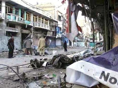 Parachinar bomb blast: Tribes to file FIR against Taliban faction leader – The Express Tribune | parachinarvoice | Scoop.it