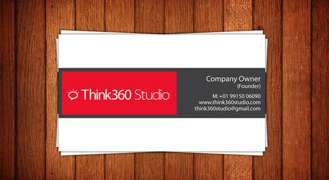 Think360 Studio Brand Identity by Brand Designer   Think360studio   Scoop.it