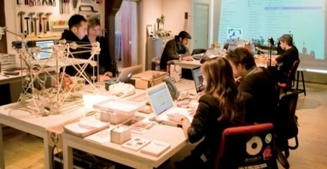 Les fablabs, que chacun s'en empare | FabLab - DIY - 3D printing- Maker | Scoop.it