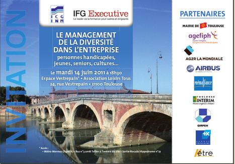 LE MANAGEMENT DE LA DIVERSITÉ DANS L'ENTREPRISE | Toulouse La Ville Rose | Scoop.it