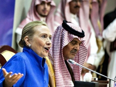 Trump Calls on Clinton Foundation to Return $25M+ in Saudi Money | Democretizing democracy | Scoop.it