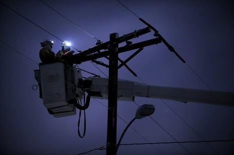 Blame Your Lousy Internet on Poles | Tech Infrastructure | Scoop.it