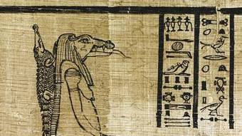 'Egypt's Mysterious Book of the Faiyum' opens Sunday at Walters Art Museum   Egyptology and Archaeology   Scoop.it