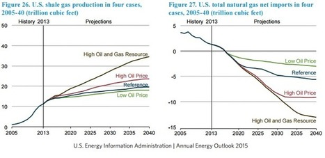 Highlights of the 2015 Annual Energy Outlook | Strengthening Brand America | Scoop.it