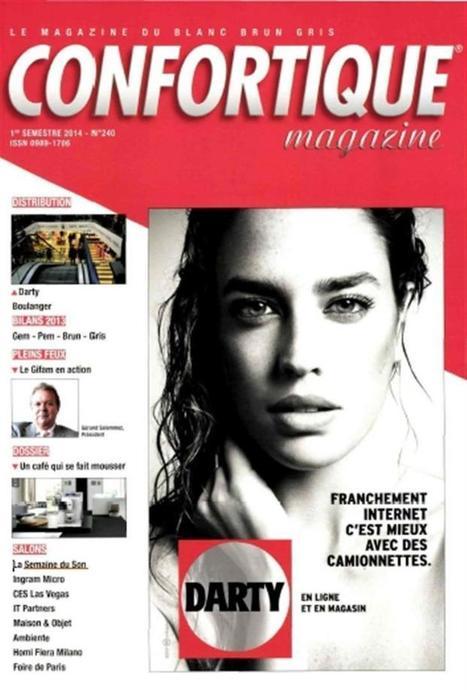 Confortique Magazine – » Maîtrisons le Monde Sonore » – La Semaine du Son – Les Oreilles : | LesOreilles.com | Marketing et Electroménager | Scoop.it