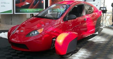 You can drive the Elio in 41 states without a motorcycle license | Heron | Scoop.it