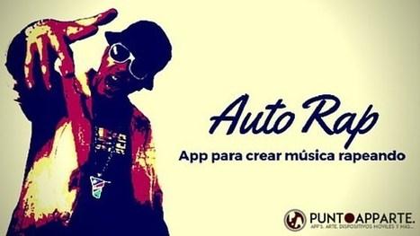★DIVERTIDA app para crear música rapeando★ | Educacion, ecologia y TIC | Scoop.it