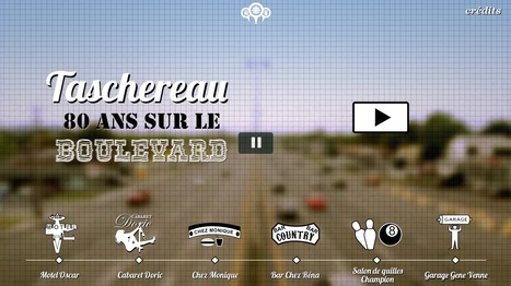 Taschereau, un boulevard aux multiples visages | Rive-Sud | Radio-Canada.ca | Interactive & Immersive Journalism | Scoop.it