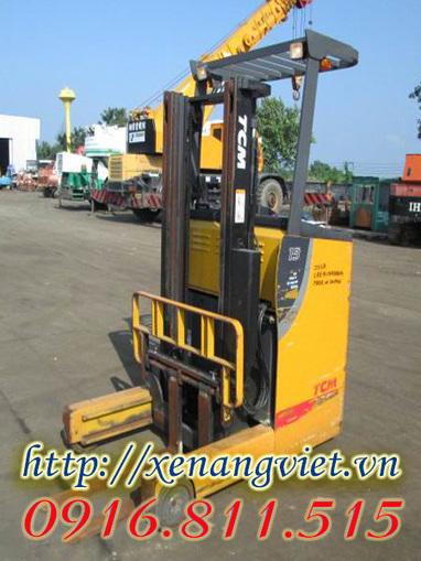 Xe nâng điện TCM 1.5 tấn | Xe Nâng Qua Sử Dụng | Scoop.it