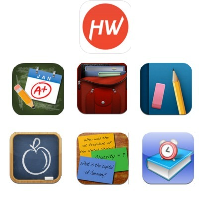 7 Great iPad Apps to Help Students with Their Homework ~ EdTech and mLearning | BeBetter | Scoop.it