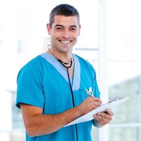 Breaking the Gender Stereotype in Nursing | Nursing | Scoop.it