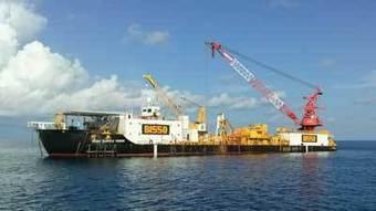 Growth in heavy lift fleet gives deepwater projects a boost   Marine & Vessels   Scoop.it