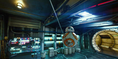 "Exclusive: Inside Lucasfilm's ""Star Wars"" VR Project 