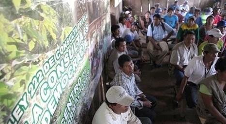 Bolivia. Documentan las denuncias contra cuestionada consulta en Tipnis | Deber estatal de consulta previa | Scoop.it