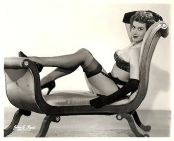 A Tad Too Much Tan For Taupe: Ladies Who Lounge | Herstory | Scoop.it