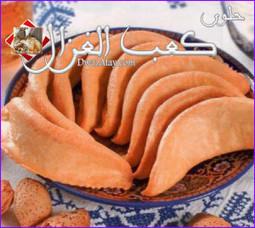 كعب الغزال حلوى من عمق الثراث المغربي | دواز أتاي – حلويات مغربية | Do Follow Bookmarking Website | Scoop.it