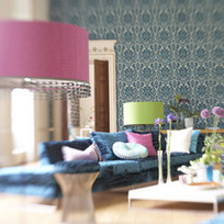Designers Guild Wall Coverings - Luxury Designer Wallpaper | lili box likes | Scoop.it